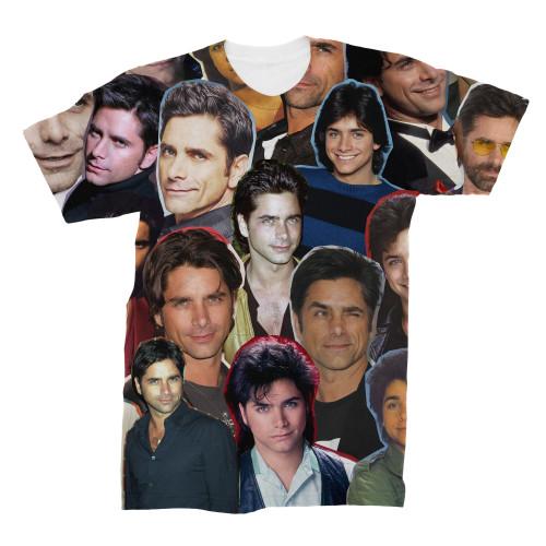 John Stamos tshirt