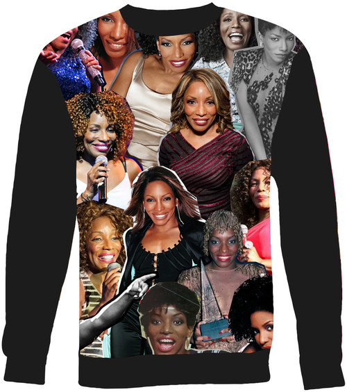 Stephanie Mills sweatshirt