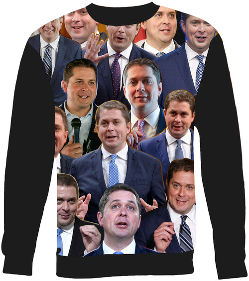 Andrew Scheer sweatshirt