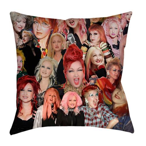 Cyndi Lauper Pillowcase