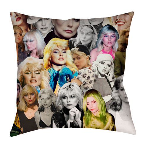 Debbie Harry (Blondie) Pillowcase