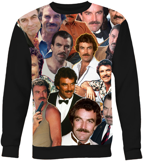 Tom Selleck Sweatshirt