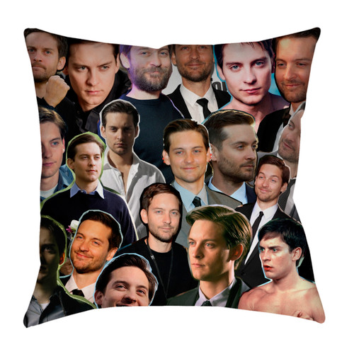 Tobey Maguire Pillowcase