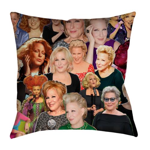 Bette Midler Pillowcase