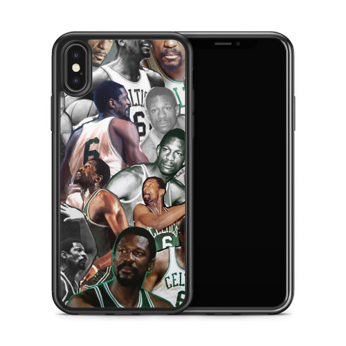 Bill Russell phone case x