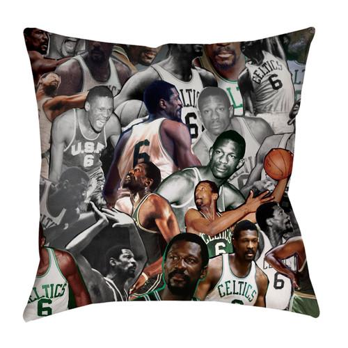 Bill Russell pillowcase