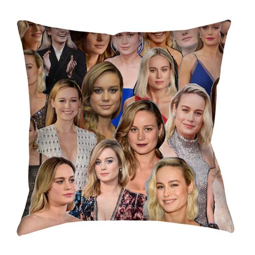 Brie Larson pillowcase