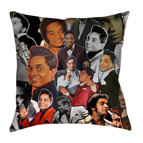 Jackie Wilson pillowcase