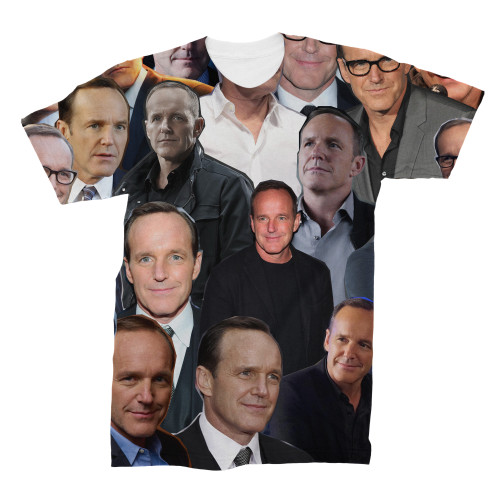 Clark Gregg tshirt