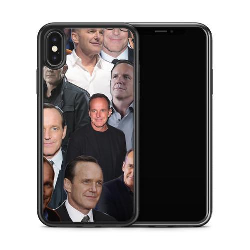 Clark Gregg phone case x