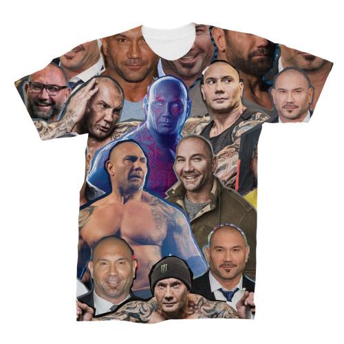 Dave Bautista tshirt