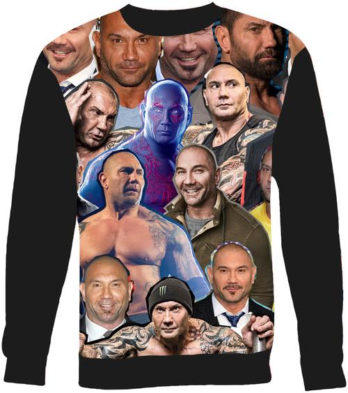 Dave Bautista sweatshirt