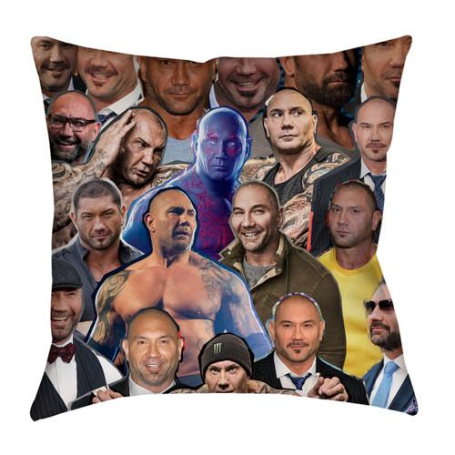 Dave Bautista pillowcase