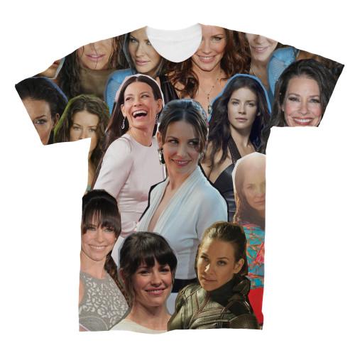 Evangeline Lilly tshirt