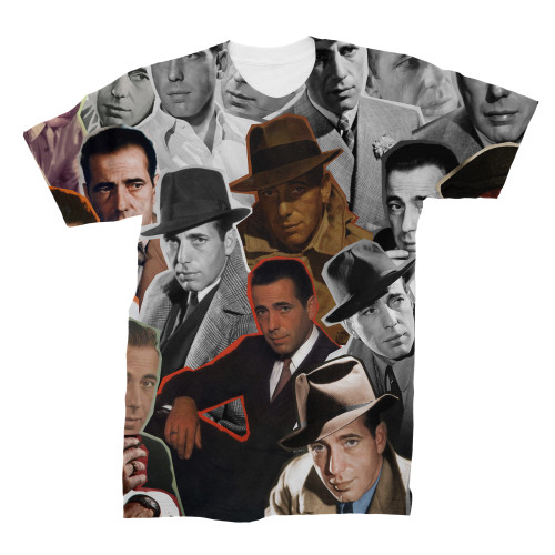 Humphrey Bogart tshirt