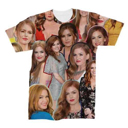 Isla Fisher tshirt