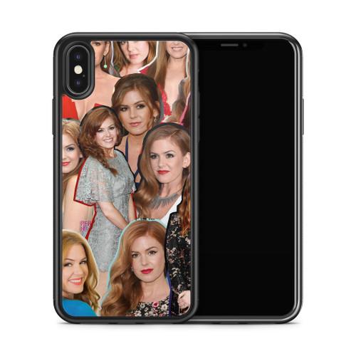 Isla Fisher phone case x