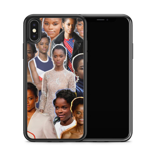 Letitia Wright phone case x
