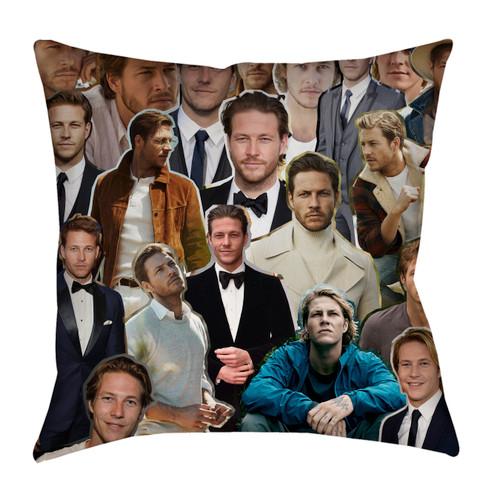 Luke Bracey Photo Collage Pillowcase
