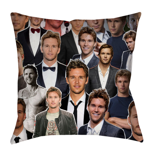 Ryan Kwanten pillowcase