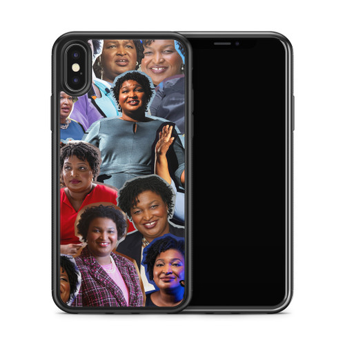 Stacey Abrams phone case x
