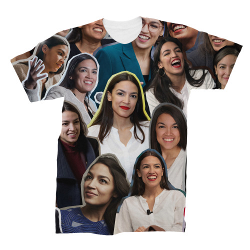 Alexandria Ocasio-Cortez tshirt