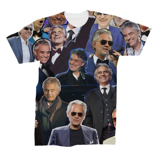 Andrea Bocelli tshirt