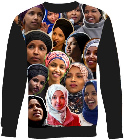 Ilhan Omar sweatshirt