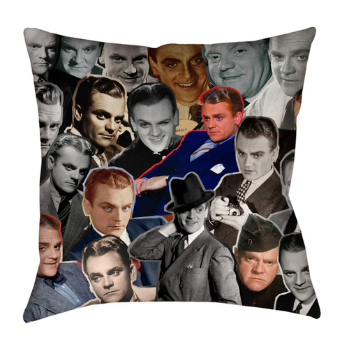 James Cagney pillowcase