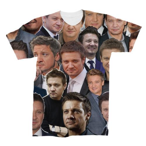 Jeremy Renner tshirt