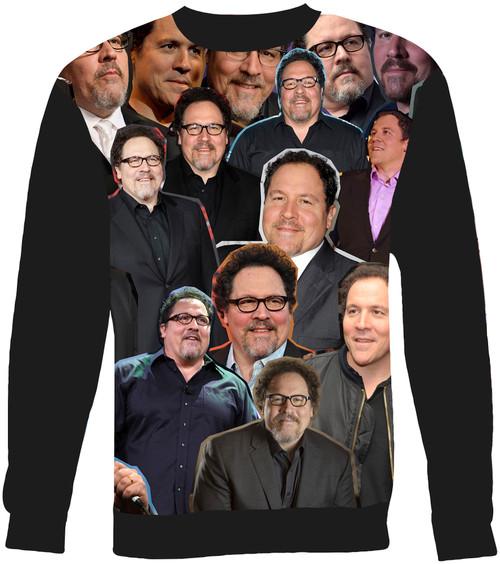 Jon Favreau sweatshirt