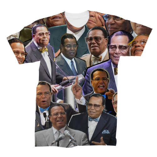 Louis Farrakhan tshirt