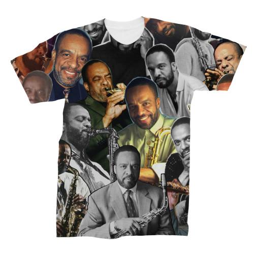Grover Washington Jr. tshirt