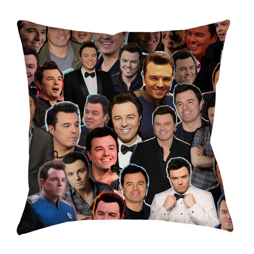 Seth Macfarlane pillowcase