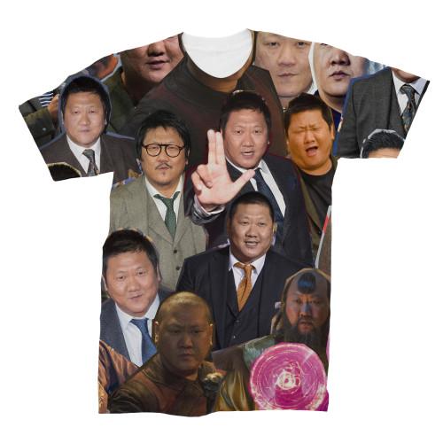 Benedict Wong tshirt