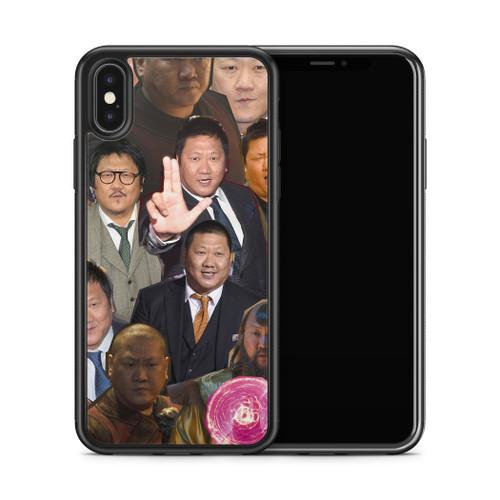 Benedict Wong phone case x