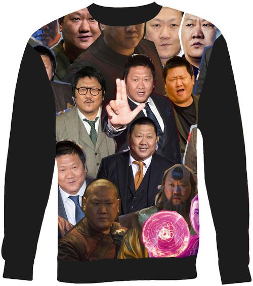 Benedict Wong sweatshirt