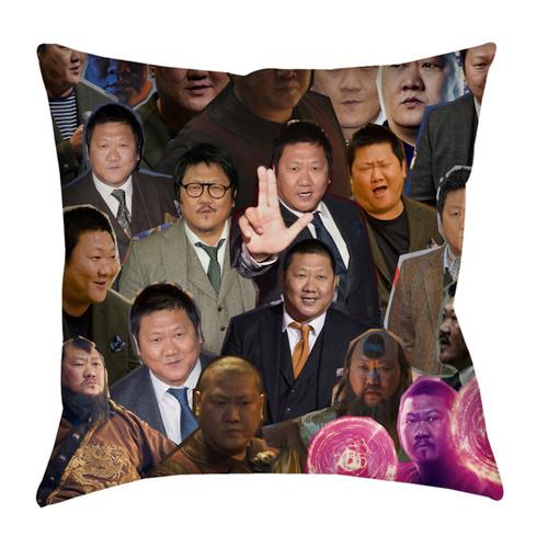 Benedict Wong pillowcase