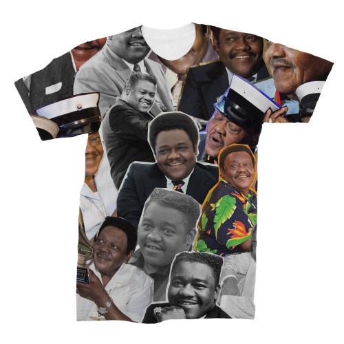 Fats Domino tshirt