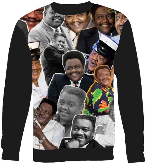 Fats Domino Collage Sweater Sweatshirt