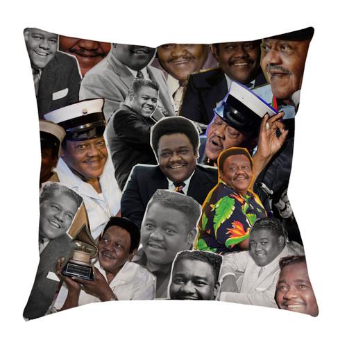 Fats Domino pillowcase