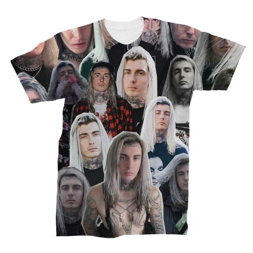 Ghostemane tshirt