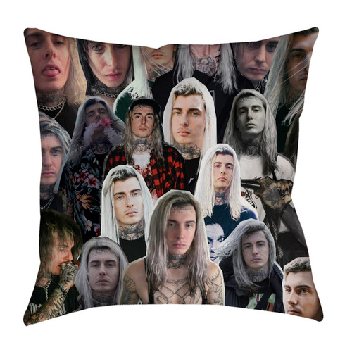 Ghostemane pillowcase