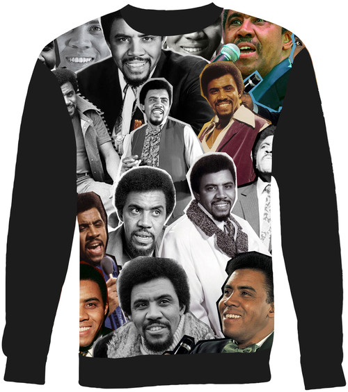 Jimmy Ruffin Collage Sweater Sweatshirt