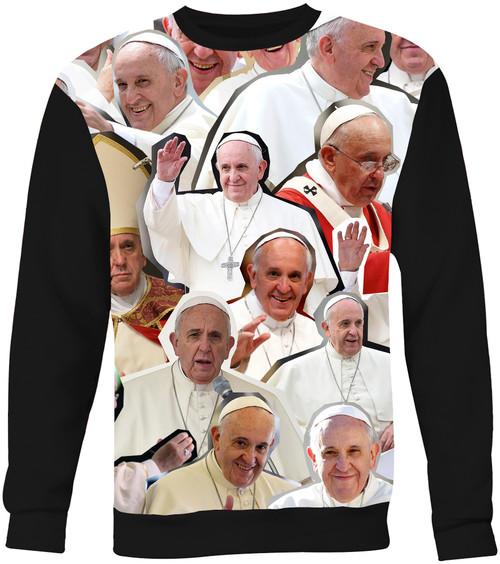 Pope Francis Sweatshirt