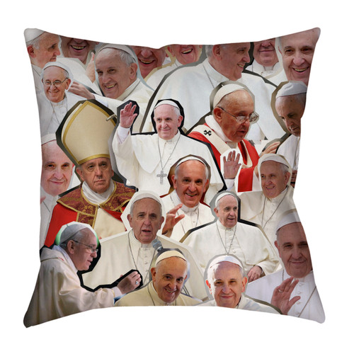 Pope Francis Pillowcase
