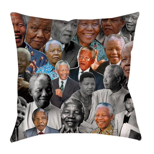 Nelson Mandela Pillowcase