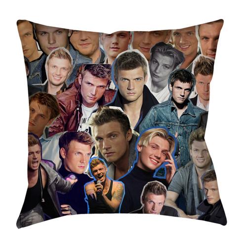 Nick Carter Pillowcase