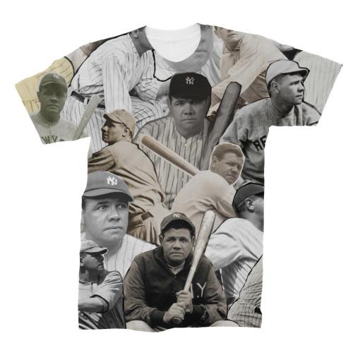 Babe Ruth tshirt