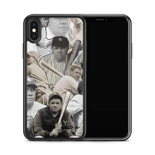 Babe Ruth phone case x